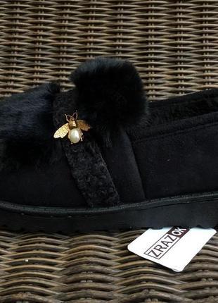 Угги! теплые женские слипоны,короткие уги, ботинки на меху !та...