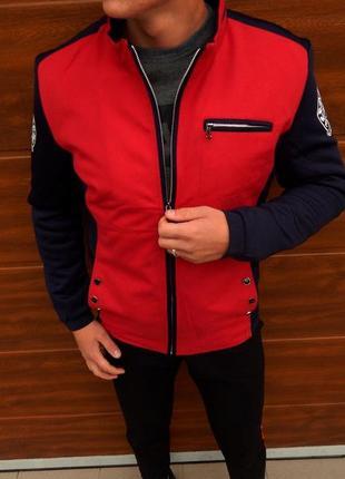 Крутая осенняя курточка на меху
