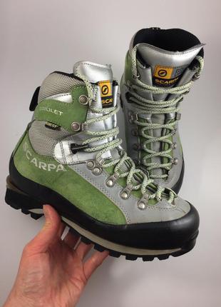 Scarpa трекинговые ботинки