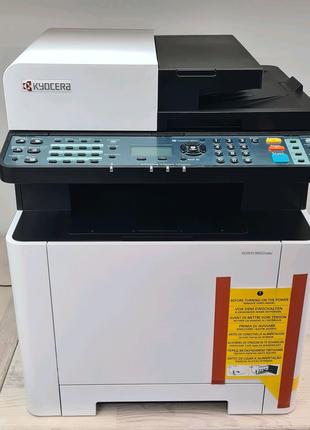 Принтер МФУKyocera Ecosys M5521cdw