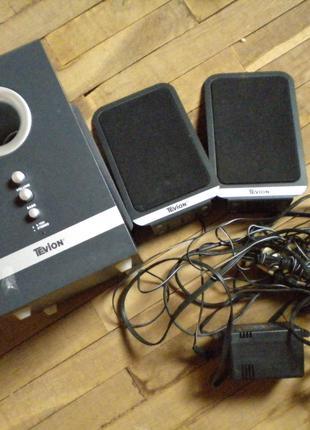 Акустика Tevion Md 85499 аудіосистема аудиосистема