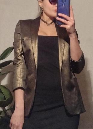 Вечерний пиджак жакет silvian heach