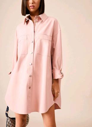 Платье рубашка Fashion