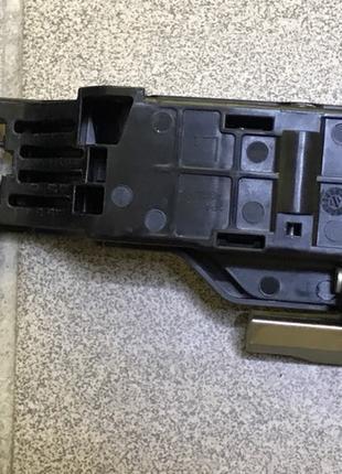 Механизм ручки двери перед левой Nissan Leaf 2018   80611-3NF1A