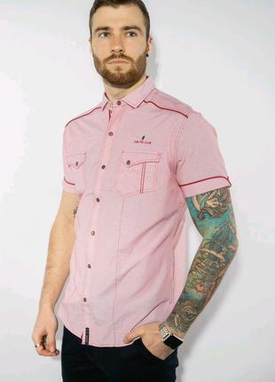 Рубашка в мелкую полоску 199P1494