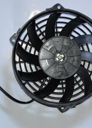 """Вентилятор кондиціонера тягне-штовхає, 24В, 120 Вт, 9 """"(дюймів)"""