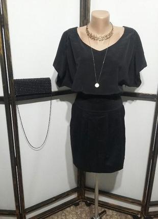 Платье vero moda офисное коктейльное мини