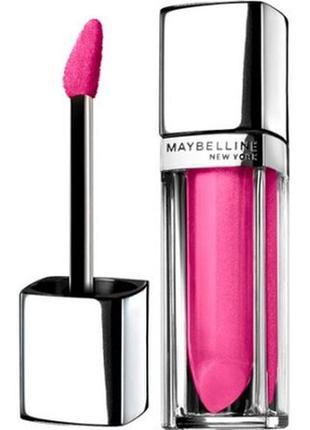 Maybelline new york color elixir жидкая помада для губ 110
