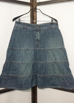 Юбка джинсовая soya