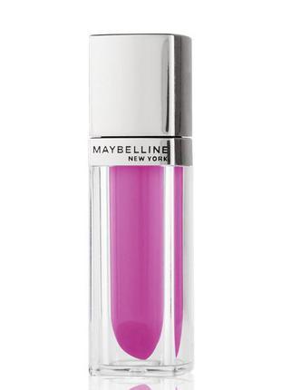 Maybelline new york color elixir жидкая помада для губ 120