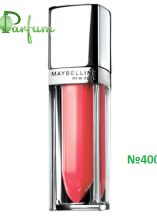Maybelline new york color elixir жидкая помада для губ 400