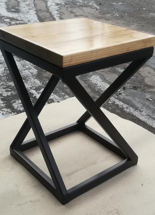 Табуретка, табурет,стул,кухонний стул,лофт(loft)