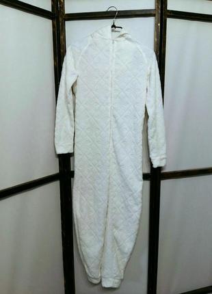 Теплая кигуруми женская пижама комбинезон человечек бренд new ...