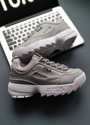 Женские кроссовки fila disruptor 2 | фила | размеры: 36-40