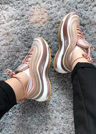 Женские кроссовки nike air max 97 | найк макс 97 | размеры: 36-40