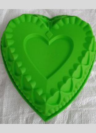 Форма силиконовая для торта (выпечки) 28х26 см
