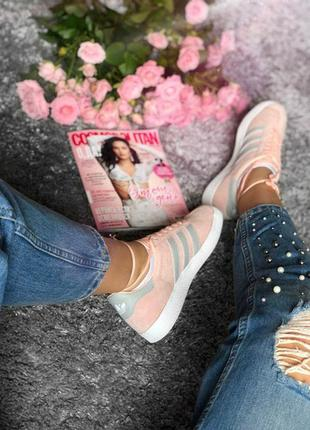Женские кроссовки adidas gazelle | адидас газель | размеры: 36-40