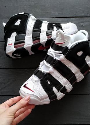 Жіночі кросівки  nike uptempo   демісезон   розміри: 36-41