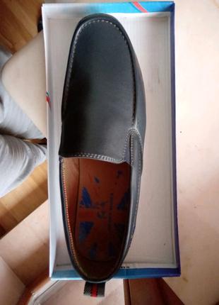 Туфлі макасини чоловічі