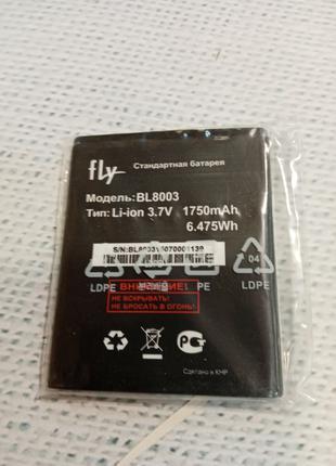 Аккумулятор (оригинал 100%) для Fly BL8003 новый