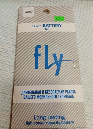 Аккумулятор (оригинал 100%) для Fly BL4253 новый