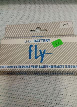 Аккумулятор (оригинал 100%) для Fly BL8002 новый