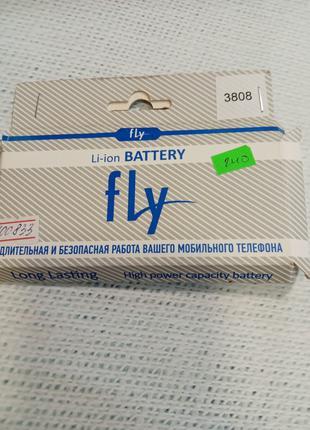 Аккумулятор (оригинал 100%) для Fly BL3808 новый