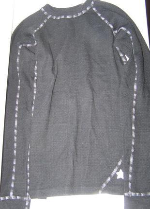 Molo термо кофта, поддева 100% мериносовая шерсть рост 146-152
