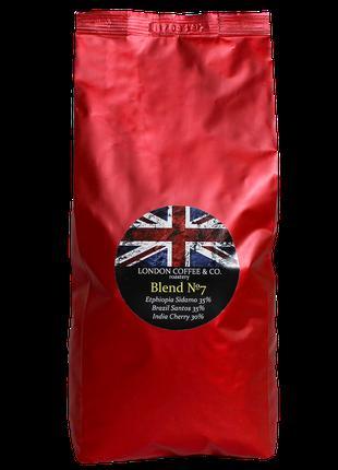 Кофе в зернах LONDON Coffee 70/30