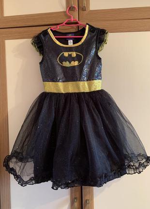 Шикарное золотое платье карнавальный костюм девушки бэтмана на...