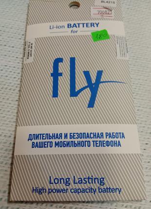 Аккумулятор (оригинал 100%) для Fly BL4215 новый