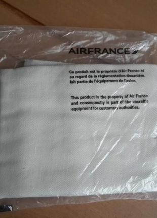 Airfrance. плед из самолета