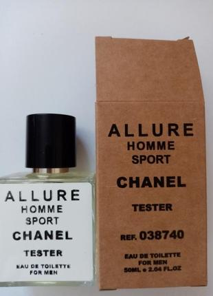 Духи allure homme sport 50мл