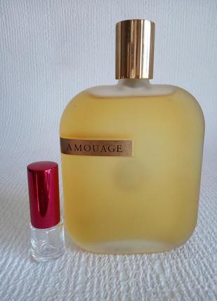 Оригинал !5 мл,amouage opus iii парфюмированная вода