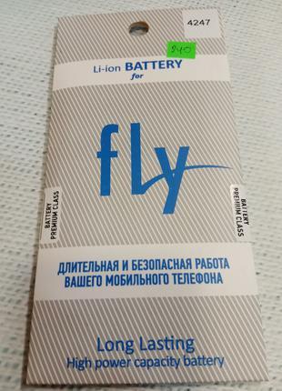 Аккумулятор (оригинал 100%) для Fly BL4247 новый