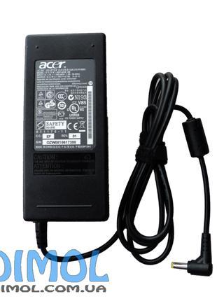 Оригинальный блок питания Acer 19V, 4.74A (90W), 5.5/1.7