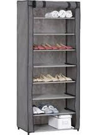 Текстильный шкаф для обуви Dekor