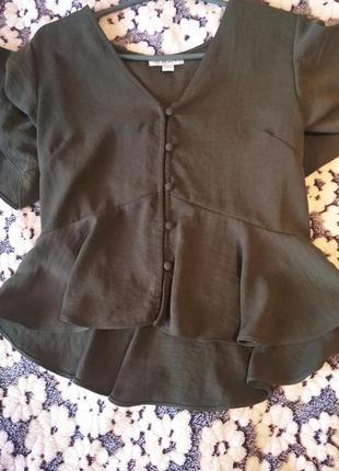 Шикарная блузочка topshop