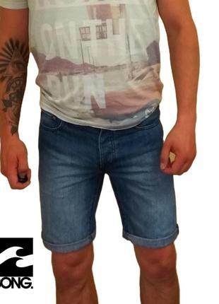 Мужские джинсовые шорты billabong
