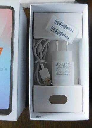 Комплект смартфона Huawei Y7 2019