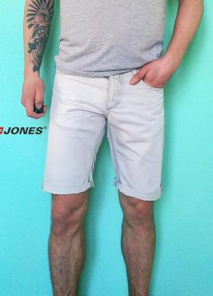 Мужские джинсовые шорты jack&jones