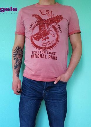 Мужская футболка charles vogele