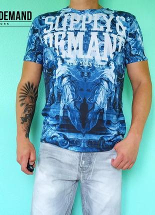 Мужская футболка supply&demand