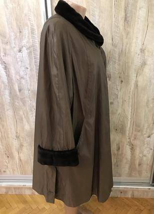 Шикарное пальто jobis belseta утеплённое плащ утеплённый шерст...