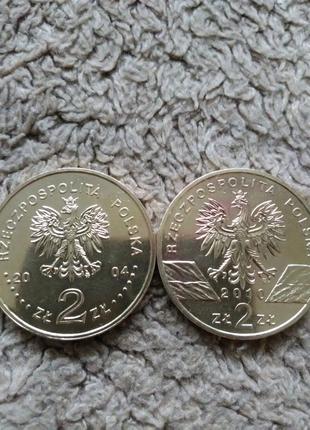 Коллекционные монеты Польши