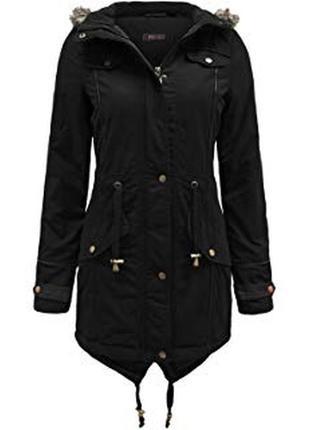 Женская парка куртка vivi