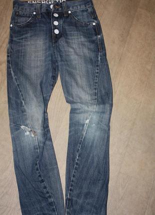 Стильные, модные  джинсы ф.деним подростку от 11 до 14 лет,отл...