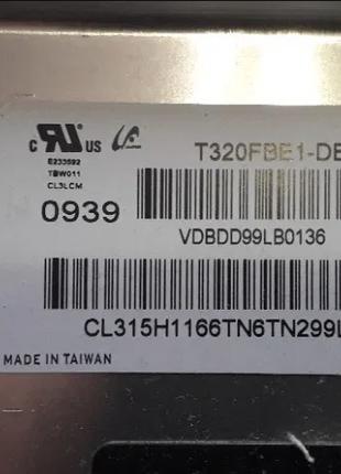 Матрица на телевизор Samsung UE32B6000