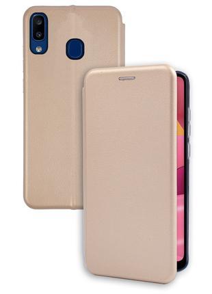 Чехол книжка на Samsung A20