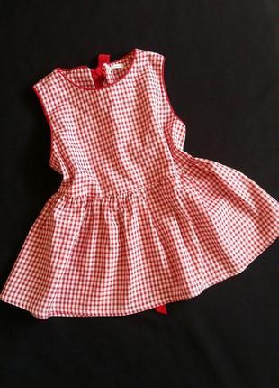 Туника/блуза/топ gaialuna (италия) на 12-13 лет (размер 158)